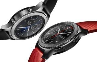 סמסונג משיקה בישראל את השעונים החכמים Gear S3 Classic | Frontier