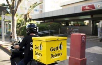 חברת Gett מרחיבה את שירות השליחויות לפריסה ארצית סביב השעון