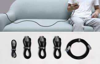"""אמזון ארה""""ב: חבילת כבלי טעינה-סנכרון USB C במחיר מיוחד כולל קופון הנחה"""