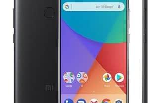 סמארטפון Xiaomi Mi A1 בצבע שחור – עם קופון הנחה
