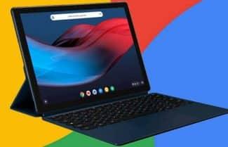 גוגל מכריזה על טאבלט היברידי מבוסס Chrome OS; החל מ-600 דולרים