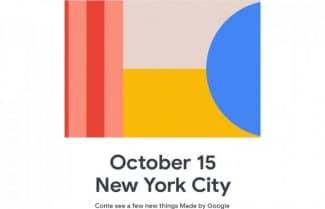 לא רק פיקסל 4: גוגל שולחת הזמנות לאירוע הכרזה ב-15 באוקטובר