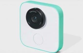 גוגל מכריזה על Google Clips: מצלמה קומפקטית עם יכולות בינה מלאכותית
