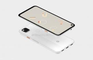 אין חדש תחת השמש: נחשפה הדמייה של Google Pixel 4a