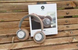 ג'ירפה בודקת: אוזניות אלחוטיות B&O H9