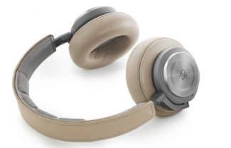 ביקונקט משיקה בישראל את אוזניות H9 ANC של חברת B&O