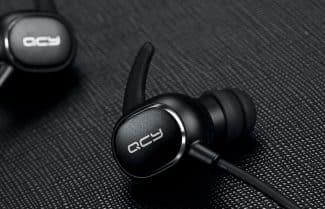 אוזניות ספורט בלוטות' QCY QY19 בחצי מחיר לזמן מוגבל!