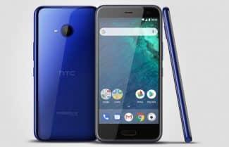 הוכרז בשתי גרסאות: HTC U11 Life – גם Android One וגם HTC Sense