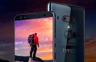 הושק בישראל: +HTC U12 עם מסך 6 אינץ' וארבע מצלמות; המחיר 3,690 שקלים