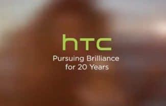 מזל טוב: HTC חוגגת 20 שנות חדשנות טכנולוגית