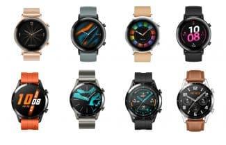 וואווי מכריזה על השעון החכם Huawei Watch GT 2; החל מ-229 אירו