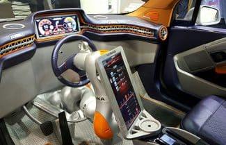 חברת האודיו Harman מציגה בברצלונה רכב קונספט אוטונומי