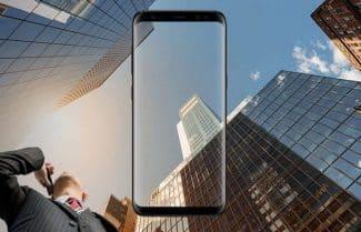 סמסונג משיקה גירסת Enterprise ל-Galaxy Note 8 ו-Galaxy S8