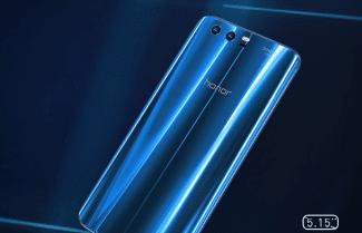 הוכרז: Huawei Honor 9 – מסך 5.15 אינץ', 6GB RAM וסוללת 3,200mAh