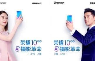 וואווי תכריז על ה-Honor 10 באירוע שיתקיים ב-19 באפריל