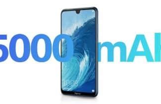 סמארטפון Huawei Honor 8X Max עם מסך 7.12 אינץ' – במחיר מבצע!