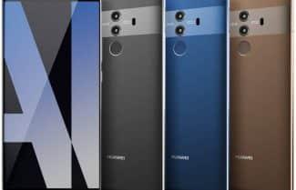 דיווח: לפחות שני דגמי Huawei Mate 10 Pro יחצו את רף ה-1,000 דולרים