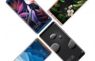 משפחת Huawei Mate 10 נוחתת בישראל עם מחירים אטרקטיביים