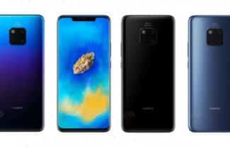 הדבר האמיתי? תמונות חדשות חושפות את ה-Huawei Mate 20 Pro