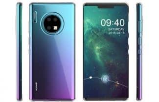 דיווח: סדרת Huawei Mate 30 תוכרז כבר ב-19 בספטמבר