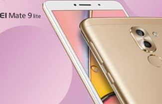 הוכרז: Huawei Mate 9 Lite – מסך 5.5 אינץ' FHD ושתי מצלמות אחוריות