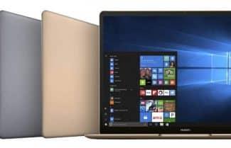 וואווי מכריזה על שלושה מחשבים חדשים בסדרת Huawei Matebook