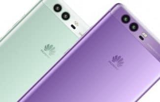 וואווי משחררת עדכון מערכת ראשון ל-Huawei P10