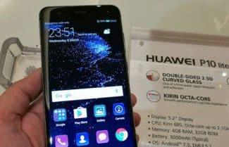 למרות שעדיין לא הוכרז: Huawei P10 Lite זמין לרכישה במלזיה