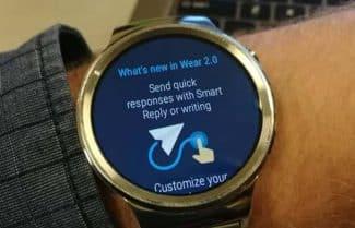 באיחור: Huawei Watch מתחיל להתעדכן ל-Android Wear 2.0