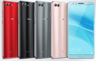 הוכרז: Huawei Nova 2S – מערך צילום מרובע ומסך 6 אינץ'