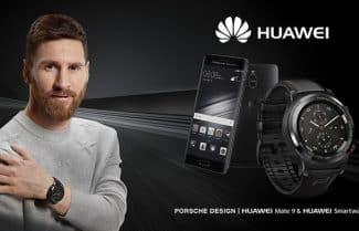 וואווי משיקה באירופה את השעון החכם Watch 2 Porsche Design