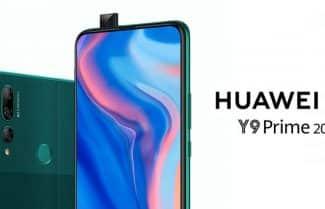 עם המצלמה הקופצת: וואווי משיקה בישראל את ה-Huawei Y9 Prime 2019