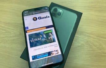 ג'ירפה בודקת: iPhone 11 Pro – פתיחת קופסה והתרשמות ראשונית