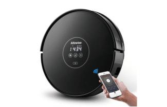 שואב רובוטי חכם Alfawise X5 עם תמיכה ב-Alexa במחיר מבצע