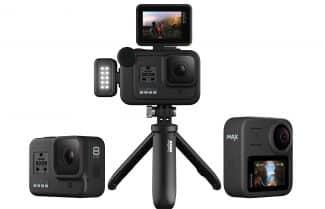 דאבל אקשן: שתי מצלמות GoPro חדשות מגיעות לישראל
