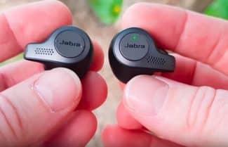 ג'ירפה בודקת: אוזניות אלחוטיות Jabra Elite 65t