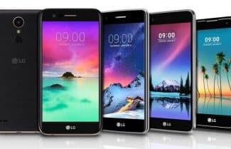חברת LG מכריזה על סדרת K 2017 והפאבלט LG Stylus 3