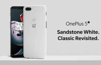 הגירסה החזקה ל-OnePlus 5T בצבע לבן עם קופון הנחה אטרקטיבי