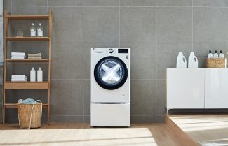 בקרוב בישראל: מכונת כביסה 'חכמה' מבית LG מבוססת בינה מלאכותית