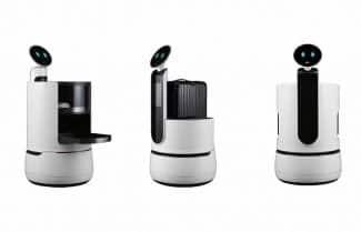 הרובוטים החדשים של LG יוצגו בתערוכת CES 2018