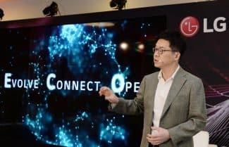 נשיא LG מציג ב-IFA 2019 את חזון החברה בתחום הבינה המלאכותית