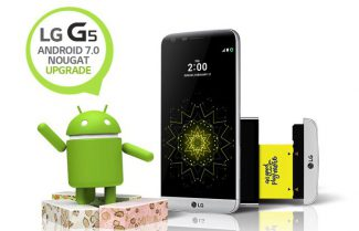 מוקדם מהצפוי: LG ישראל החלה לעדכן את ה-LG G5 לאנדרואיד 7 נוגט