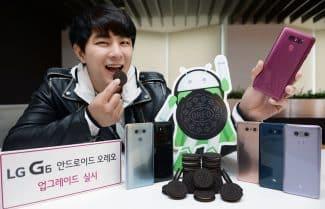 רשמית: אנדרואיד 8 ל-LG G6 בסוף החודש; LG G5 ו-LG V20 הבאים בתור