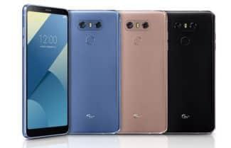 סמארטפון LG G6 במחיר מבצע כולל קופון בלעדי ואחריות יבואן רשמי!