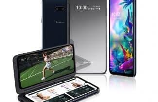 צפו בוידאו: LG מכריזה על ה-G8X ThinQ עם מסך OLED כפול