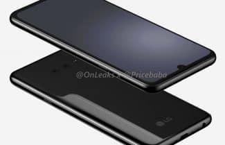 סרטון הדמיה חושף את ה-LG G8X ThinQ שיוכרז בחודש הבא
