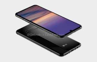 הסמארטפון החדש G9 של LG נראה סטנדרטי לחלוטין