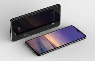 לא סופי: LG G9 ThinQ יוכרז בעוד חודש בכנס MWC בברצלונה