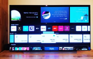 ג׳ירפה סוקרת: טלוויזית LG OLED C1 – במידה וחשקה נפשכם לצפות באיכות מעולה