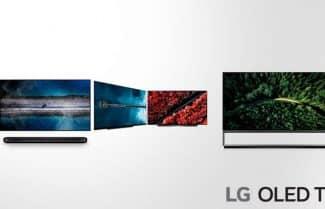 חברת LG מכריזה על ליין הטלוויזיות החדש לשנת 2019